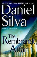 Cover image for The Rembrandt affair [large print] / Daniel Silva.