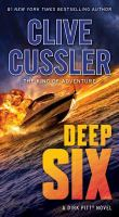 Cover image for Deep six / Clive Cussler.