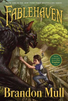Cover image for Fablehaven / Brandon Mull ; illustrated by Brandon Dorman.