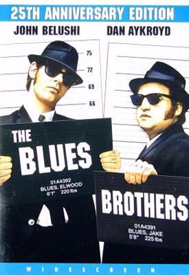 Cover image for The Blues Brothers [DVD] / a Universal picture ; produced by Robert K. Weiss ; written by Dan Aykroyd and John Landis ; directed by John Landis.
