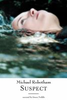 Cover image for Suspect [compact disc] / by Michael Robotham.