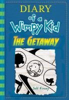 Cover image for The getaway / by Jeff Kinney.