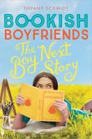 Cover image for The boy next story / Tiffany Schmidt.