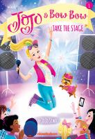 Cover image for Take the stage / by JoJo Siwa.