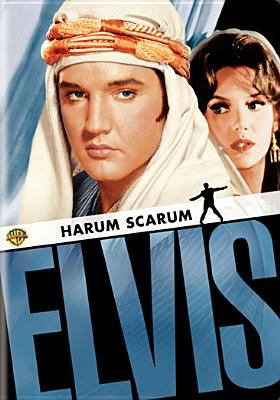 Cover image for Harum scarum [DVD] / a Four Leaf production ; Metro-Goldwyn-Mayer presents ; produced by Sam Katzman ; written by Gerald Drayson Adams ; directed by Gene Nelson.
