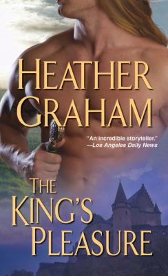 Cover image for The king's pleasure / Heather Graham.