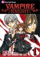 Cover image for Vampire knight. Vol. 1 / story & art by Matsuri Hino.