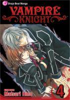 Cover image for Vampire knight. Vol. 4 / story & art by Matsuri Hino.