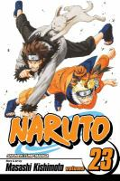 Cover image for Naruto. Vol. 23, Predicament / story and art by Masashi Kishimoto.