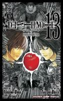 Cover image for Death note. Vol. 13, How to read / story by Tsugumi Ohba ; art by Takeshi Obata.