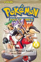 Cover image for Pokémon adventures. Gold & Silver. Volume 8 / story by Hidenori Kusaka ; art by Satoshi Yamamoto ; [English adaptation, Gerard Jones].