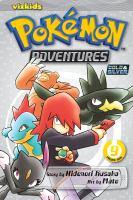 Cover image for Pokémon adventures. 9 / story by Hidenori Kusaka ; art by Satoshi Yamamoto ; [English adaptation, Gerard Jones].
