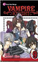 Cover image for Vampire knight. Vol. 9 / story & art by Matsuri Hino.