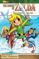 Cover image for The legend of Zelda. Phantom hourglass.