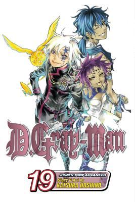 Cover image for D.Gray-Man. Vol. 19, [Born of love and hate] / story & art by Katsura Hoshino ; [English adaptation, Lance Caselman ; translation, John Werry ; touch-up art & lettering, HudsonYards].