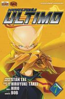 Cover image for Ultimo. Volume 7, Funeral's eve / original concept, Stan Lee ; story and art by Hiroyuki Takei ; translation, John Werry.