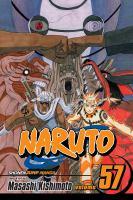 Cover image for Naruto. Vol. 57, Battle / story and art by Masashi Kishimoto.