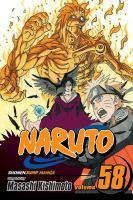 Cover image for Naruto. Vol. 58, Naruto vs. Itachi / story and art by Masashi Kishimoto.