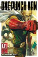 Cover image for One-Punch Man. 1 / story by ONE ; art by Yusuke Murata.