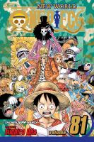 Cover image for One piece. Volume 81, Let's go see the Cat Viper / story and art by Eiichiro Oda ; translation, Stephen Paul.