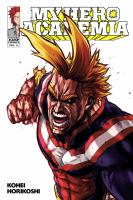 Cover image for My hero academia. Vol. 11, End of the beginning, beginning of the end / story & art, Kohei Horikoshi ; translation & English adaptation, Caleb Cook ; touch-up art & lettering, John Hunt ; graphic novel editor, Mike Montesa.