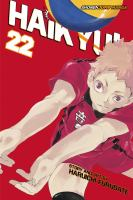 Cover image for Haikyu!! 22, Land vs. air / story and art by Haruichi Furudate ; translation, Adrienne Beck ; touch-up art & lettering, Erika Terriquez.