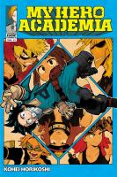 Cover image for My hero academia. Vol. 12, The test / story & art, Kohei Horikoshi ; translation & English adaptation, Caleb Cook ; touch-up art & lettering, John Hunt.
