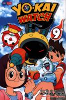 Cover image for Yo-Kai watch. 9, [Toothache] / story and art by Noriyuki Konishi ; original concept and supervised by Level-5 Inc. ; [translation/Tetsuichiro Miyaki ; English adaptation/Aubrey Sitterson ; lettering, John Hunt].