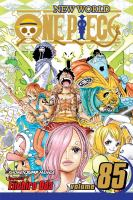 Cover image for One piece. Volume 85, Liar / story and art by Eiichiro Oda ; translation, Stephen Paul.