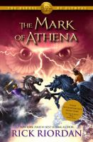 Cover image for The mark of Athena / Rick Riordan.