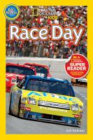 Cover image for Race day [compact disc] / Gail Tuchman.