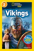 Cover image for Vikings / Libby Romero.