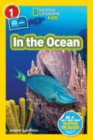 Cover image for In the ocean / Jennifer Szymanski.