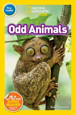 Cover image for Odd animals / Rose Davidson.