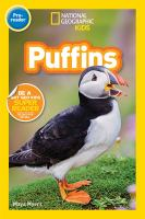 Cover image for National Geographic Readers: Puffins (Pre-Reader)