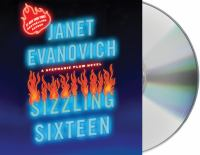 Cover image for Sizzling sixteen [compact disc] / Janet Evanovich.