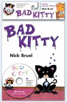 Cover image for Bad kitty [compact disc] / Nick Bruel.