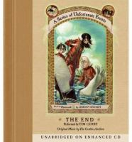 Cover image for The end [compact disc] / by Lemony Snicket.