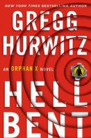 Cover image for Hellbent [large print] / Greg Hurwitz.