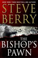 Cover image for The bishop's pawn [large print] : a novel / Steve Berry.