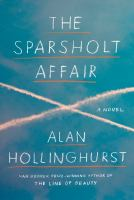 Cover image for The Sparsholt affair [large print] / Alan Hollinghurst.