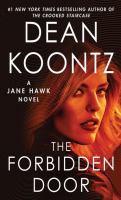 Cover image for The forbidden door [large print] / Dean Koontz.