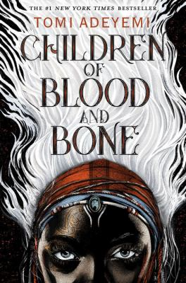Cover image for Children of blood and bone [large print] / Tomi Adeyemi.