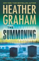 Cover image for The summoning [large print] / Heather Graham.