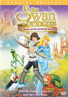 Cover image for The swan princess [DVD] : Christmas / Stage 6 Films presents a Nest Entertainment production in association with Crest Animation ; producers: Richard Rich, Seldon Young and Jared F. Brown ; story by Richard Rich and Brian Nissen ; directed by Richard Rich.