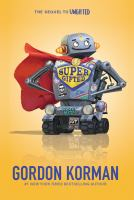 Cover image for Supergifted / Gordon Korman.