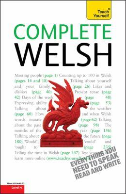 Cover image for Complete Welsh / Julie Brake and Christine Jones.