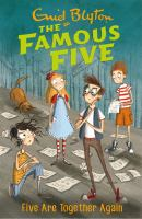 Cover image for Five are together again / Enid Blyton.