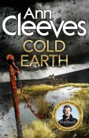 Cover image for Cold earth / Ann Cleeves.