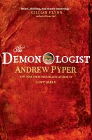 Cover image for The demonologist / Andrew Pyper.